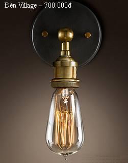 đèn trang trí đèn gắn tường VILAGE