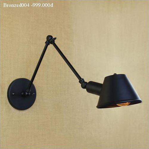 đèn gắn tường trang trí BZONZED