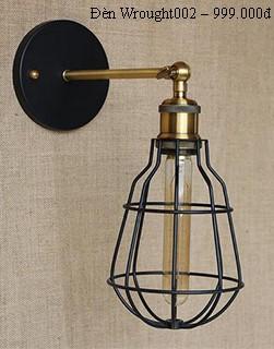 đèn gắn tường trang trí WROUGHT