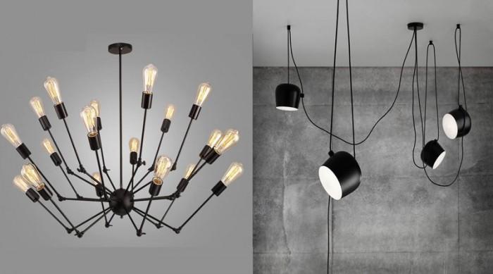 đèn thả nghệ thuật độc đáo