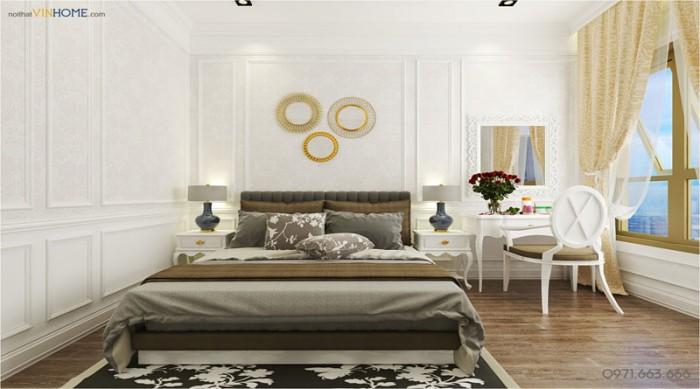 hoàn thiện nội thất căn hộ Parkhill tòa3 tầng9 căn16