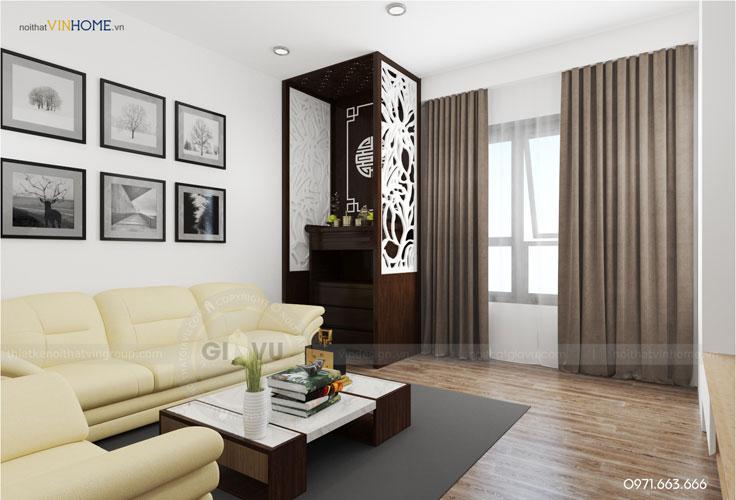 hoàn thiện nội thất Parkhill-Timecity theo phong cách hiện đại