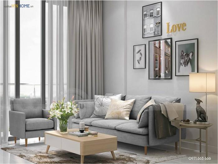 hoàn thiện nội thất căn hộ Park hill
