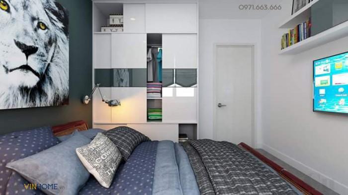 nội thất chung cư Park hill phòng ngủ