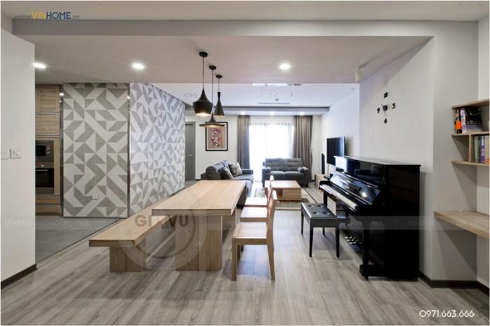 thi công hoàn thiện nội thất Parkhill