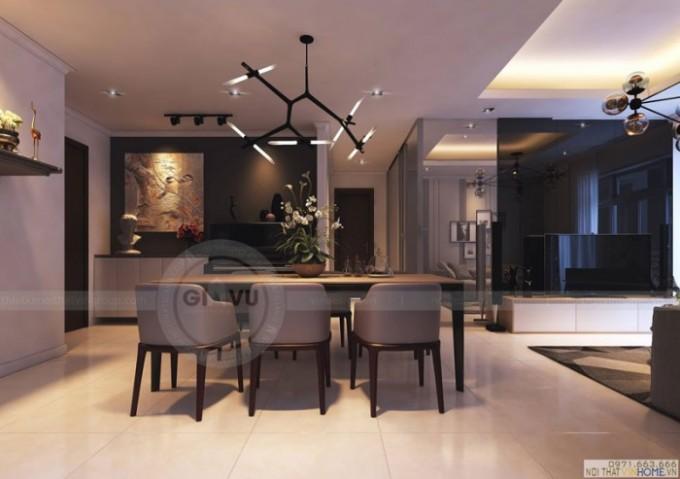 thiết kế căn hộ chung cư Park6