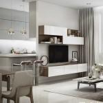 thiết kế nội thất căn hộ 7 Park1