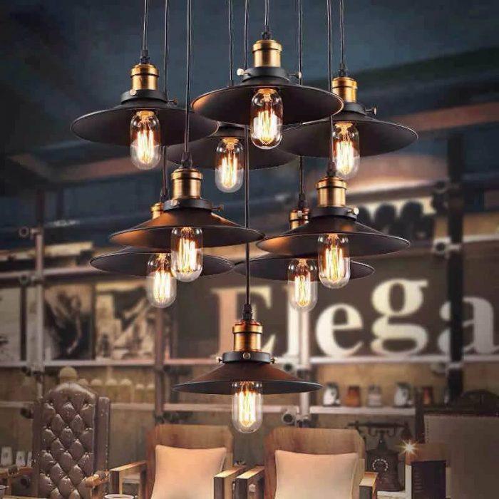 đèn trang trí nội thất hiện đại 02