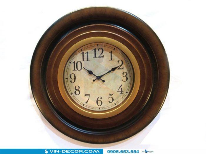 đồng hồ treo tường trang trí đẹp 04
