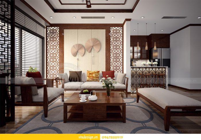 thiết kế nội thất chung cư Park hill 01