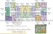 Thiết kế nội thất chung cư park hill Premium Park hill 11 – Times City 01