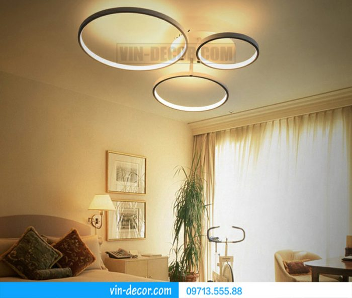 cách sử dụng đèn trang trí cho chung cư cao cấp có trần thấp 45