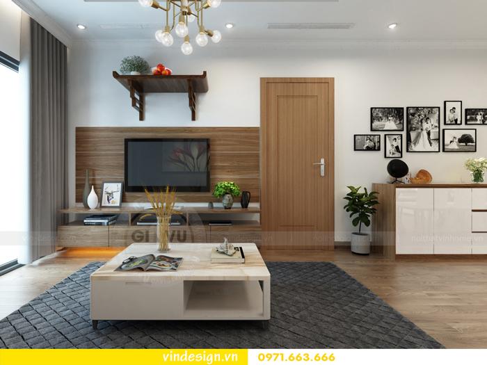 các mẫu thiết kế phòng khách đẹp tại vinhomes d capitale 11