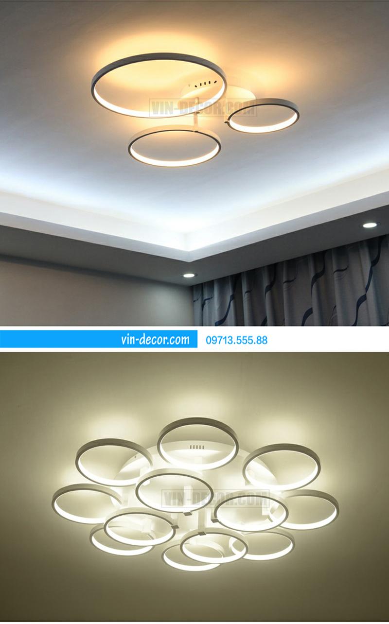 Cách chọn lựa đèn trang trí hiện đại cho phòng khách 38