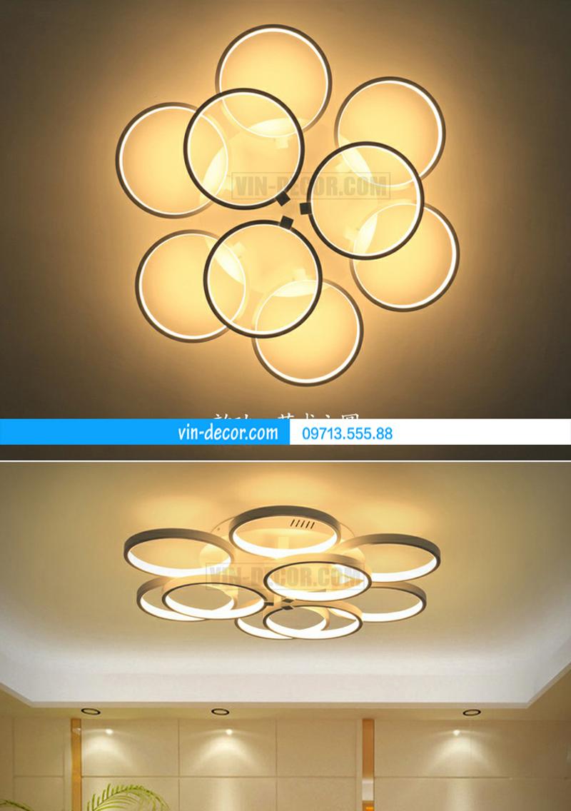 Cách chọn lựa đèn trang trí hiện đại cho phòng khách 39