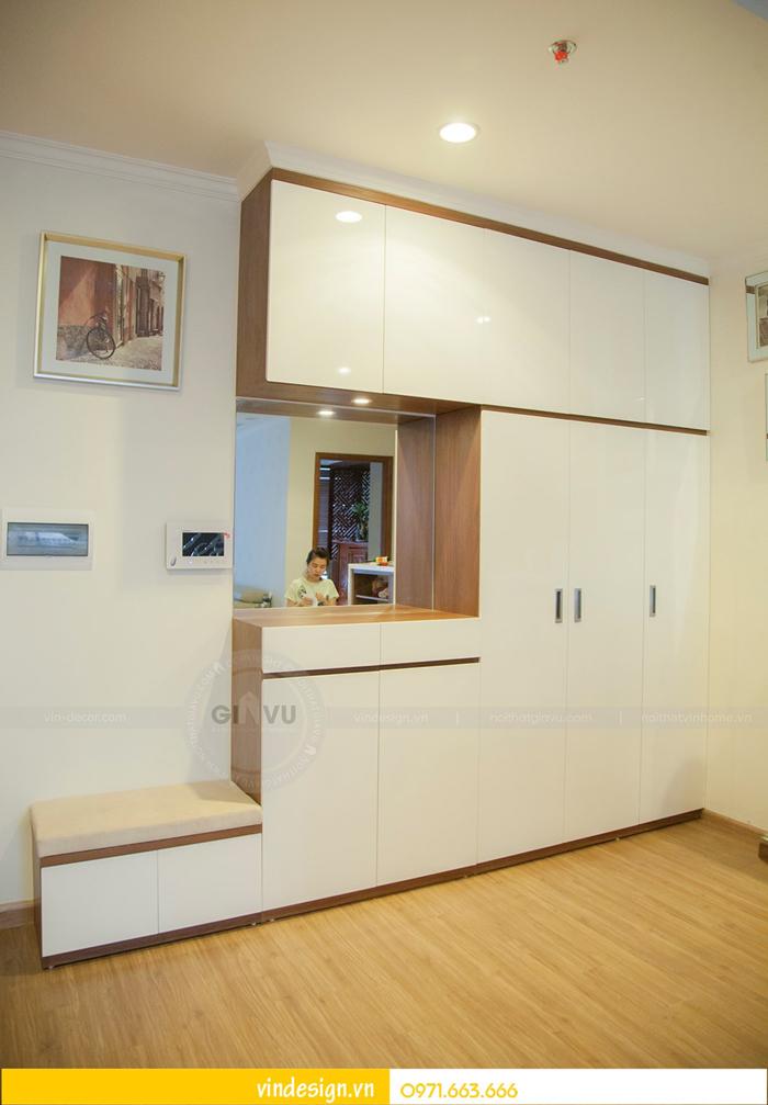 hoàn thiện nội thất chung cư Park Hill 3 căn 06 02