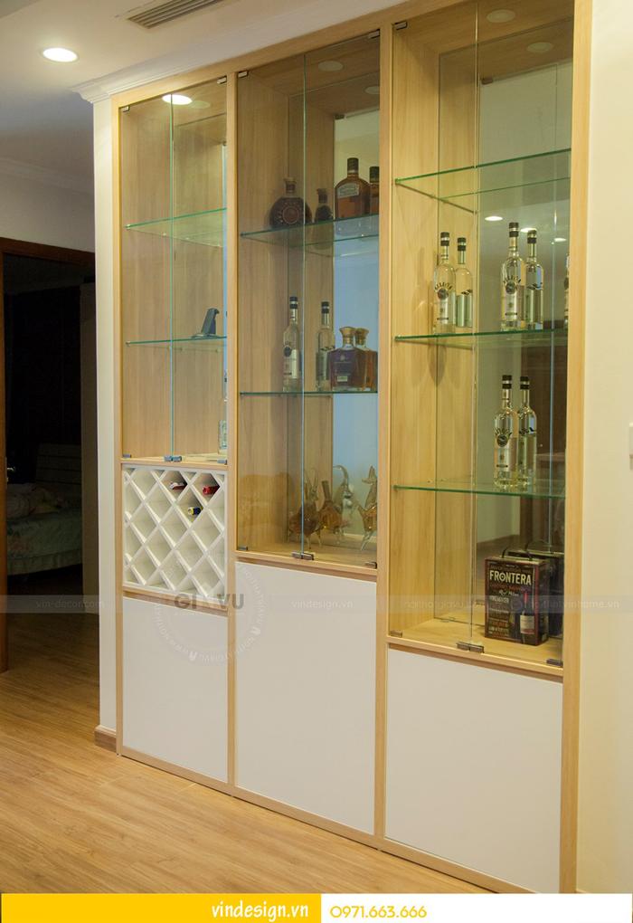hoàn thiện nội thất chung cư Park Hill 3 căn 06 05
