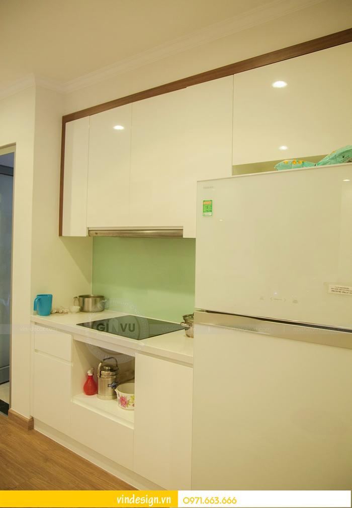 hoàn thiện nội thất chung cư Park Hill 3 căn 06 07