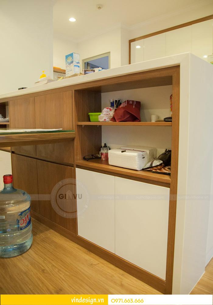 hoàn thiện nội thất chung cư Park Hill 3 căn 06 08