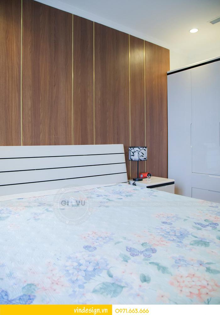 hoàn thiện nội thất chung cư Park Hill 3 căn 06 09