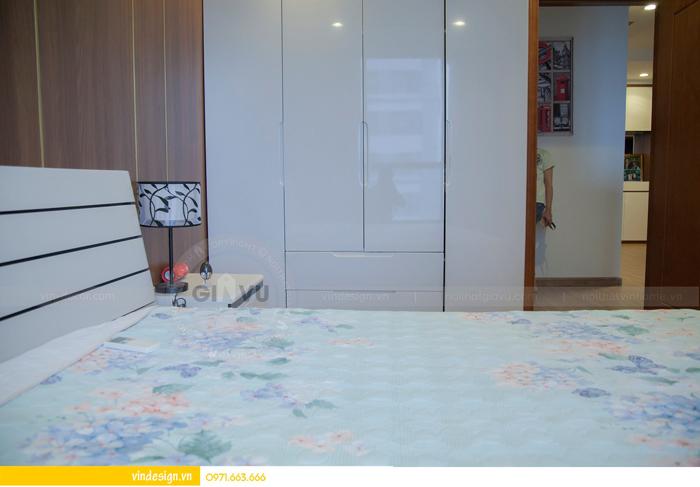 hoàn thiện nội thất chung cư Park Hill 3 căn 06 11