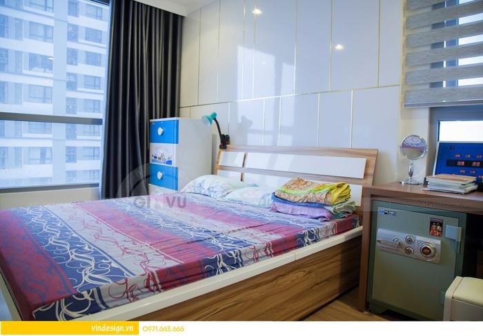 hoàn thiện nội thất chung cư Park Hill 3 căn 06 13