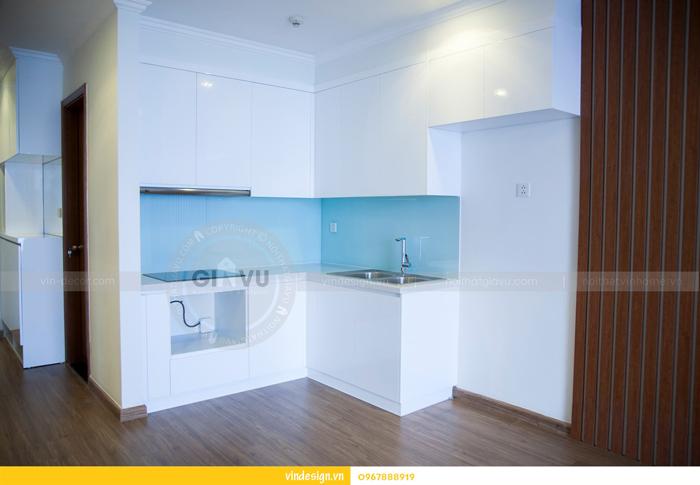 Hoàn thiện nội thất chung cư park hill 5 căn 12B 05