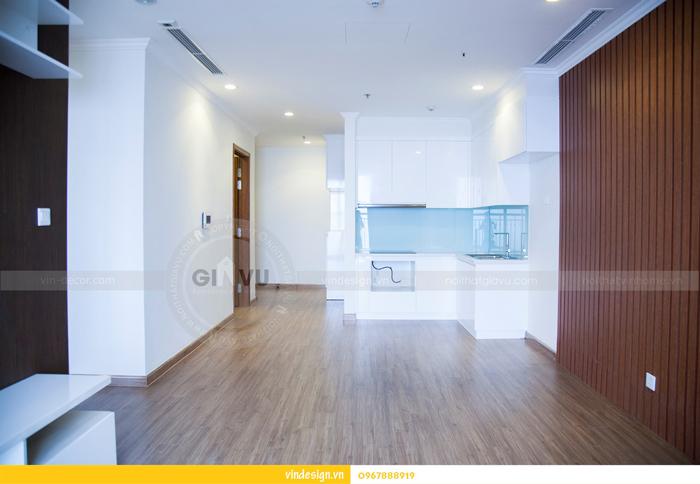 Hoàn thiện nội thất chung cư park hill 5 căn 12B 06