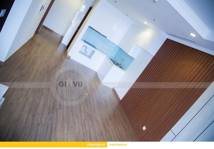 Hoàn thiện nội thất chung cư park hill 5 căn 12B 09