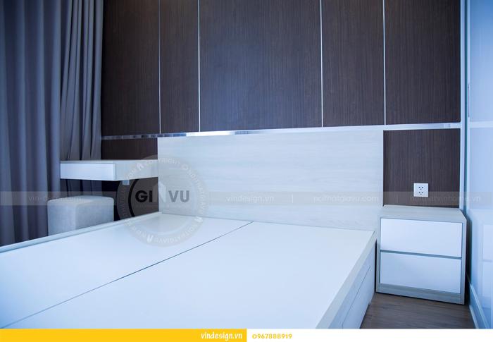 Hoàn thiện nội thất chung cư park hill 5 căn 12B 12