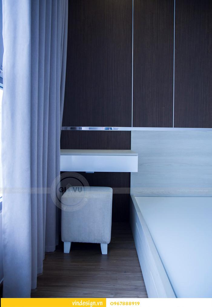 Hoàn thiện nội thất chung cư park hill 5 căn 12B 13