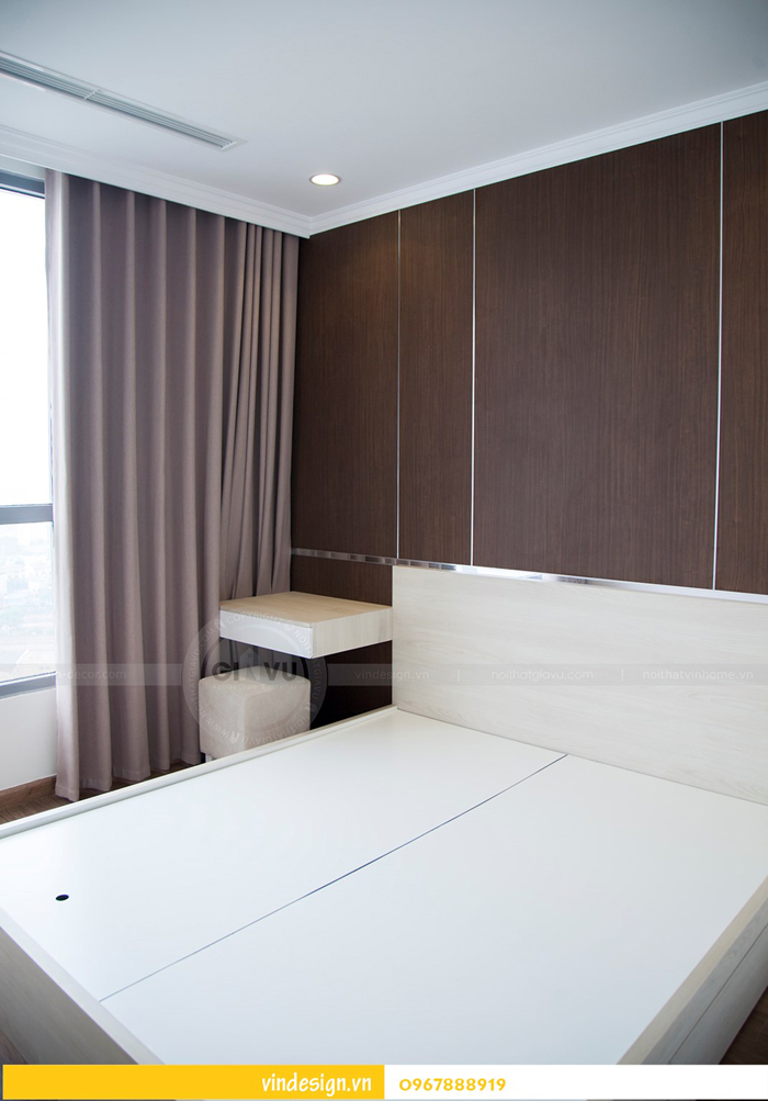 Hoàn thiện nội thất chung cư park hill 5 căn 12B 14