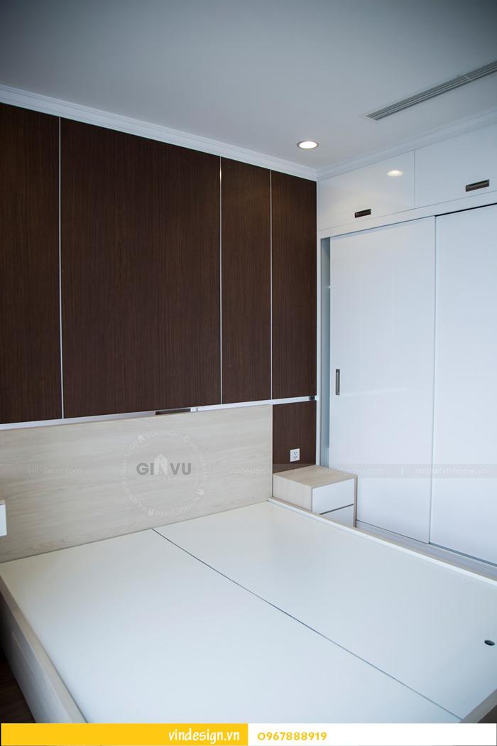 Hoàn thiện nội thất chung cư park hill 5 căn 12B 15