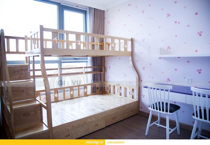 Hoàn thiện nội thất chung cư park hill 5 căn 12B 16