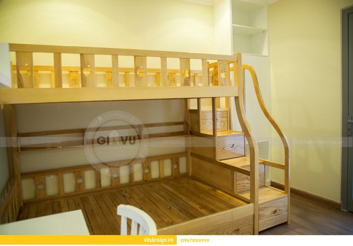 Hoàn thiện nội thất chung cư park hill 5 căn 12B 19