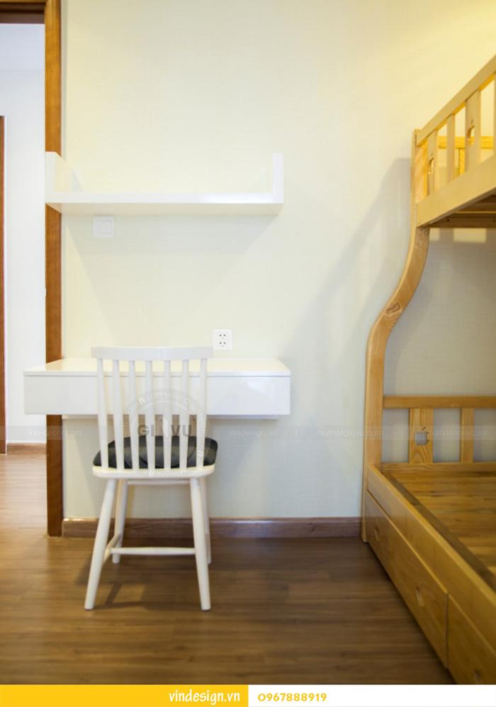 Hoàn thiện nội thất chung cư park hill 5 căn 12B 20
