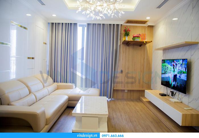 hoàn thiện nội thất chung cư park hill 7 căn 12A 01