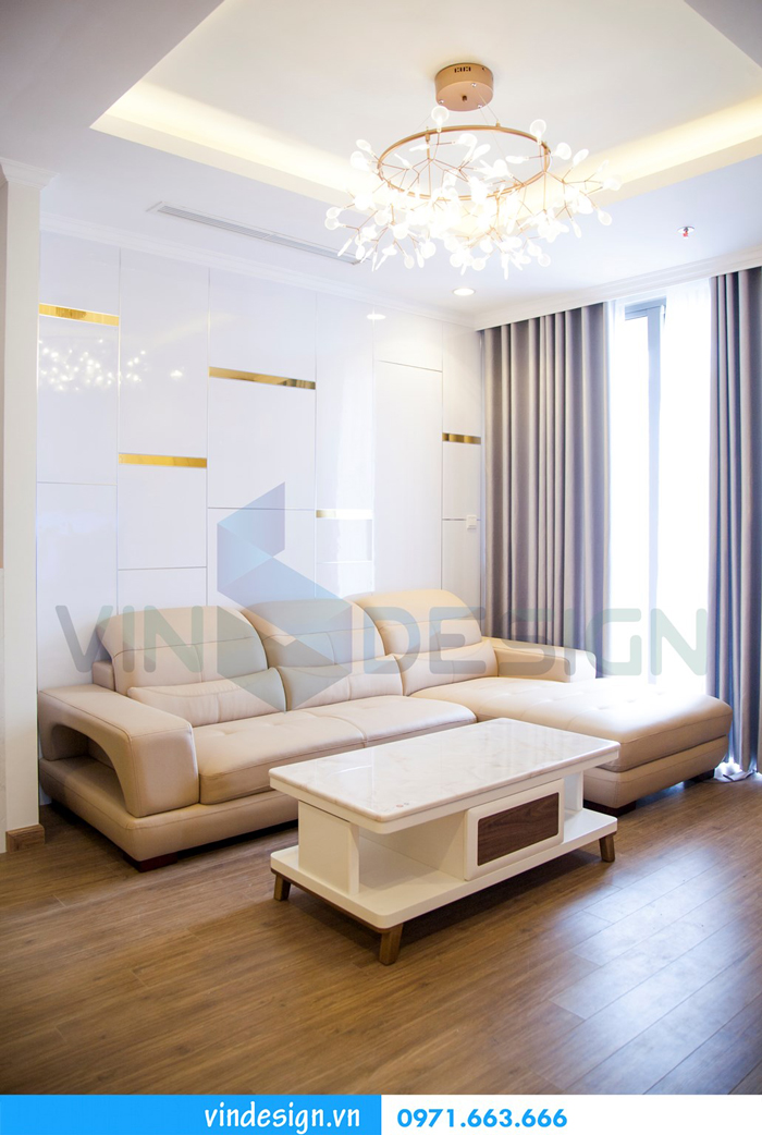hoàn thiện nội thất chung cư park hill 7 căn 12A 03