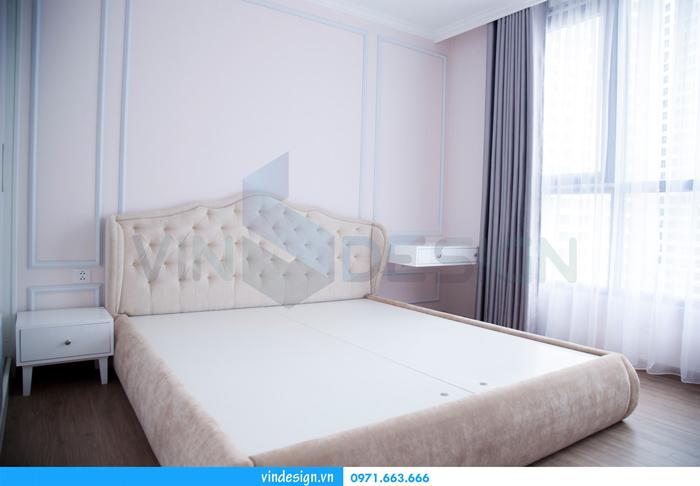 hoàn thiện nội thất chung cư park hill 7 căn 12A 14