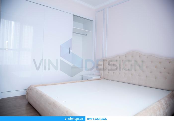 hoàn thiện nội thất chung cư park hill 7 căn 12A 15