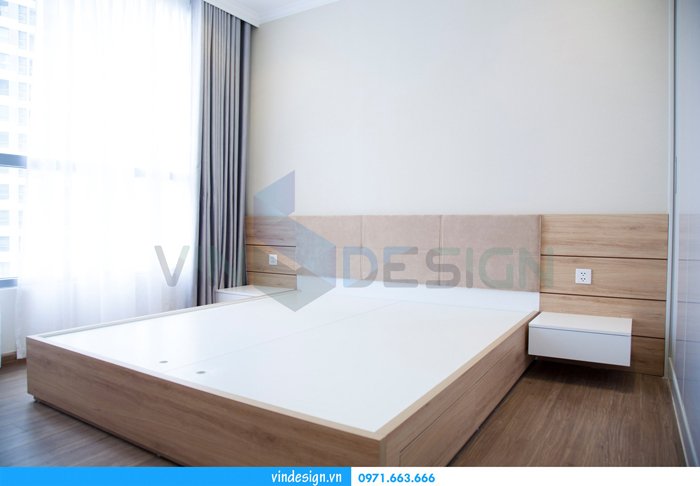 hoàn thiện nội thất chung cư park hill 7 căn 12A 19