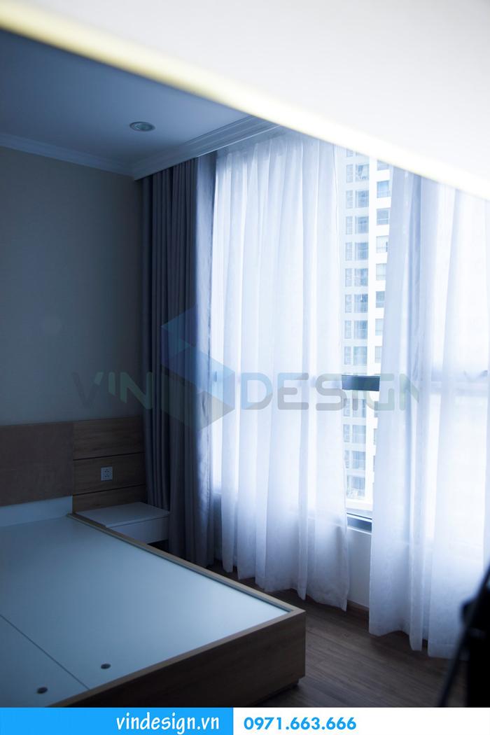 hoàn thiện nội thất chung cư park hill 7 căn 12A 22