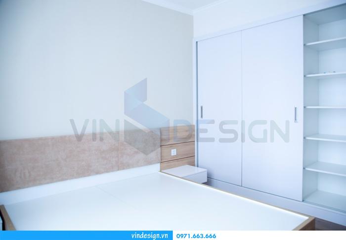 hoàn thiện nội thất chung cư park hill 7 căn 12A 23