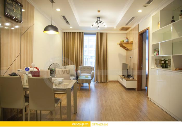 hoàn thiện nội thất chung cư Park Hill 7 căn 16 03