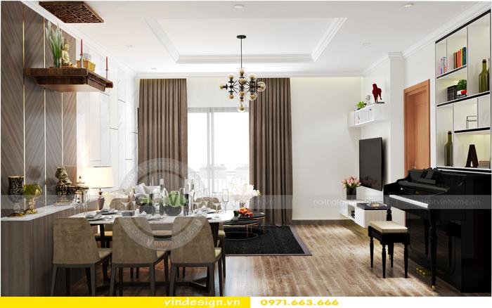 làm nội thất chung cư đẹp vinhomes D Capitale tại Hà Nội 02