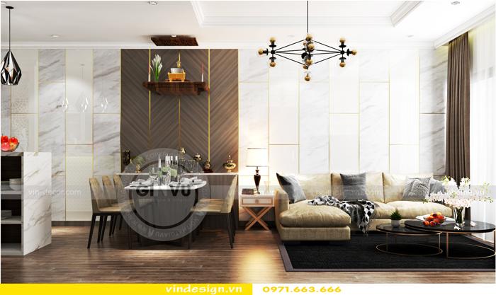 làm nội thất chung cư đẹp vinhomes D Capitale tại Hà Nội 03