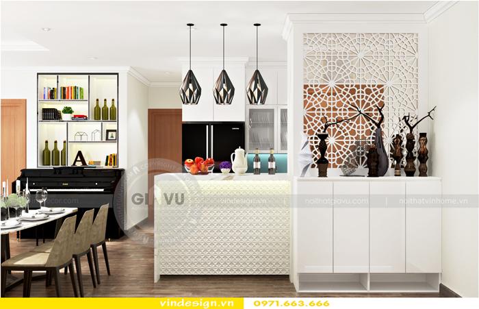 làm nội thất chung cư đẹp vinhomes D Capitale tại Hà Nội 04