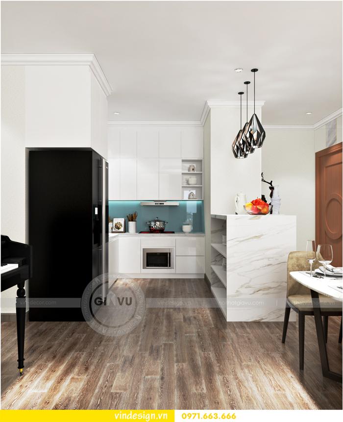 làm nội thất chung cư đẹp vinhomes D Capitale tại Hà Nội 05