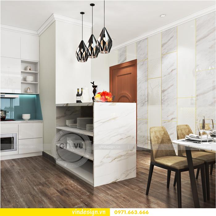 làm nội thất chung cư đẹp vinhomes D Capitale tại Hà Nội 06