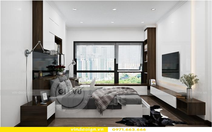 làm nội thất chung cư đẹp vinhomes D Capitale tại Hà Nội 07